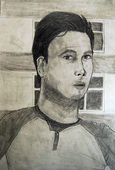 Adam Potter ~ Self Portrait