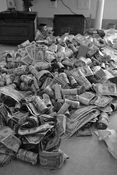 I have an abundant amount of money $$