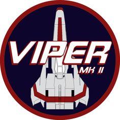 Viper MK II Flight Insignia V2 by viperaviator on deviantART