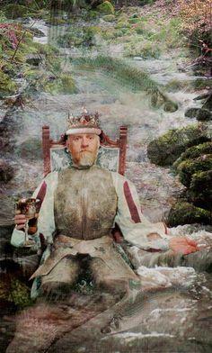King of Cups - Modern Medieval Tarot King Of Cups, King Cup, Card Reading, Free Reading, Tarot Card Predictions, Spirit World, Cup Art, Fortune Telling, Tarot Decks