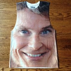 David Hasslehoff Muscle Tee size Small NWOT David Hasselhoff Graphic Muscle Tank size Small, NWOT! These graphic tanks are all the rage and everyone loves a throwback to the Hoff! Tops Muscle Tees