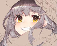 イラスト制作の最前線!人気イラストレーターMika Pikazoさんが魅力的な女の子の塗り方を披露。人物イラストの基本となる肌・髪・目の塗り方について解説します! 全国の書店にて絶賛発売中『表現したい世界を描く! CLIP STUDIO PAINT PRO イラストレーションテクニック』から特別掲載! Girls Anime, Kawaii Anime Girl, Anime Art Girl, Pretty Art, Cute Art, Anime Chibi, Anime Manga, Character Drawing, Character Design