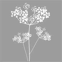 flower image for hand drawn whimsy design...