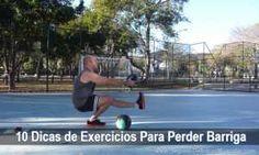 10 Dicas de Exercicios Para Perder Barriga