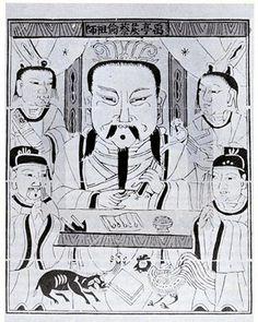 Cai Lun(50 d. C-121 d. C) nació en China en el período de la dinastía Han Oriental [25 dC-220 dC]. Se conoce que a a edad de 15 años fue enviado a la corte del emperador para servir como un eunuco. Fue ascendido varias veces debido a su diligencia, ingenio y eficacia.