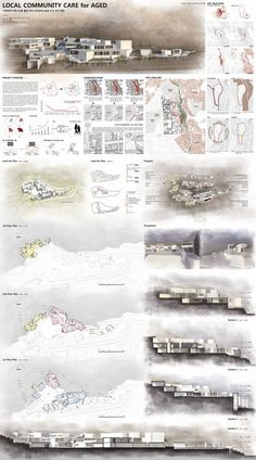 Myongji University College of Architecture Graduation Exhibition . - Myongji University College of Architecture [Grade 5 Portfolio] 2013 Graduation Exhibition Winner - Presentation Board Design, Architecture Presentation Board, Project Presentation, Portfolio Presentation, Architectural Presentation, Architectural Models, Architectural Drawings, A As Architecture, Architecture Graphics