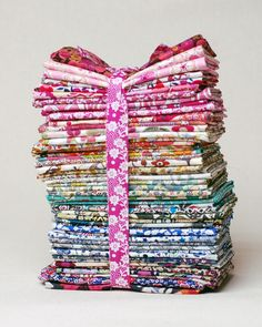 Liberty of London Color Wheel Quilt Bundle from Purl Soho