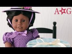 Learn how to make this DIY doll hat box! You can customize it with a pretty print and a cute bow! Subscribe to AG on YouTube: http://bit.ly/SubscribeToAG See...