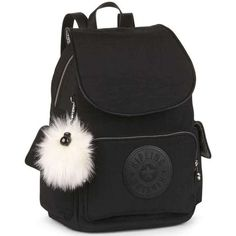Rucksacks+Kipling+K14273+Backpack+black+93.38+£