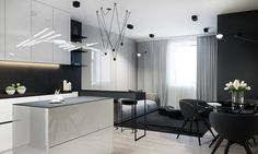 Apartment 45 on Behance