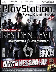 Revista Oficial Playstation: Nuevo post publicado!!! « curiositiesme