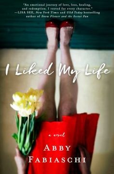 On the hunt for the best book club books for women? Check out this list with book club ideas across genres, all written by women, including Abby Fabiaschi's I Liked My Life.