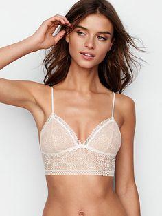 54f4222e1e Long Line Bralette - Victoria s Secret Victoria Secret Underwear