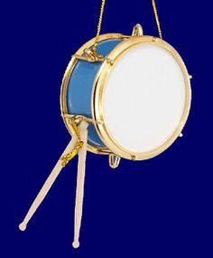 Snare Drum Ornament Miniature Drums