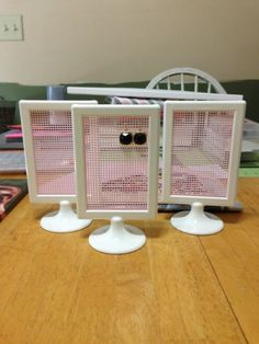 17. #Earring Holder - 33 Ikea #Hacks Anyone Can do ... → DIY #Furniture