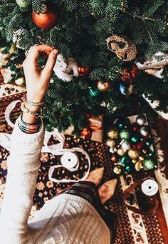 We already know how we'll be spending our weekend. Buried in baubles, wrapped in tinsel and struggling with the fairy lights outside. We've got all our Christmas albums at the ready and the advent calendar is just waiting to be ripped open. Who doesn't love this time of year!