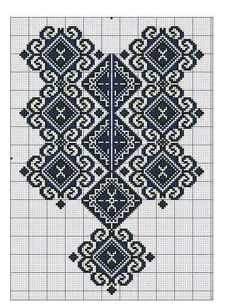Needlepoint Patterns, Machine Embroidery Patterns, Knitting Patterns, Cross Stitch Borders, Cross Stitch Patterns, Rose Coloring Pages, Palestinian Embroidery, Blackwork, Crochet