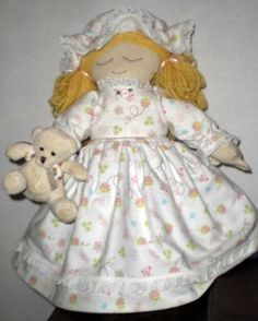 202010  	  We're continuing on with our Topsy-Turvy doll.  If you missed the previous posts, you can find part 1 here  and part 2 here.  ...