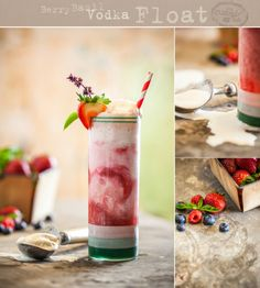 recipe: vodka berry smoothie [15]