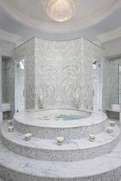 Master Bath - Habachy Designs - Interior Design | Flickr - Photo Sharing!