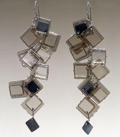 lego window earrings