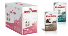 Royal Canin Pouches 12 x85g