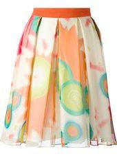 Eggs - 'Trocadero' skirt