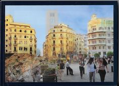 Beirut's Memory by Ayman Trawi Paperback Ed