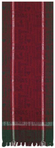 Hand Woven Elegant Jacquard 100% Cotton Green and Red Christmas Table Runners 12x72 Inches Set of 2 by Traders and Company. $32.00. 100% Cotton. Also Available as 60x60 and 54x90 Tablecloth, and Dishtowels. Available in Many Patterns and Colors. See our Storefront.. These hand loomed cotton table runners add color to your table.