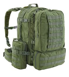 DEFCON 5 EXTREME FAST RELEASE FULL MODULAR BACK PACK - Bags and Back Packs - Defcon 5 Italy