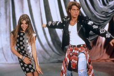Grunge fashion - the idea of this style came from laborers in Seattle that eventually was picked by musicians and surfers