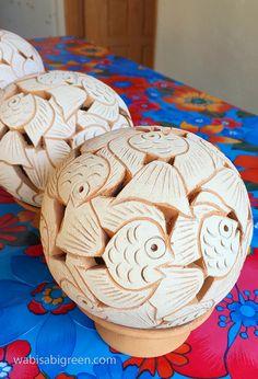 Ceramics at Casa Mañana, San Pancho