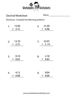 dividing decimals by whole numbers computation word problems w answer key. Black Bedroom Furniture Sets. Home Design Ideas