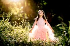 Dream in pink by Tori Gansen on 500px - Child Photography - Golden hour - Bold skies - Canon 6D