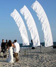 The beach bride Outdoor Weddings, Wedding Vendors, Flags, Bride, Future, Beach, Animals, Wedding Bride, Future Tense