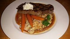 VA - rib eye steak