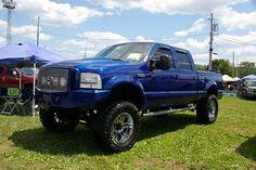 2003 Ford F-250 Pickup Truck