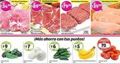 En tiendas Soriana Hiper y Soriana Súper aprovecha las ofertas defin de semana con tu tarjeta recompensas o lealtad: Viernes 17 de febrero:Pierna de cerd