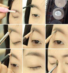 #oligodang #cosmetic #makeup #K-beauty 올리고당 메이크업 아이브로우 눈화장 아이메크업