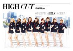 【楽天市場】HIGH CUT vol.81★少女時代 【予約7/19】 韓国雑誌 korea magazine:韓国商品館