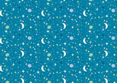 Universe print by Joelle Wehkamp z space