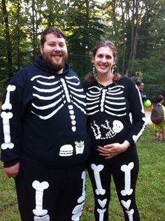 21 genius and strange pregnancy halloween costumes - Pregnancy Halloween Costume Ideas For Couples