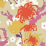 dear Stella Piper Floral Punch [DS-166-Punch] - $8.95 : Pink Chalk Fabrics is your online source for modern quilting cottons and sewing patterns., Cloth, Pattern + Tool for Modern Sewists