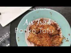Crunchy Air Fryer Tofu: EZ Tofu Press Recipe - Glue & Glitter