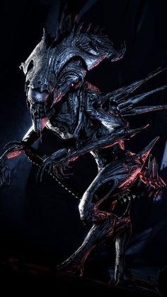 Alien Queen by WitchyGmod