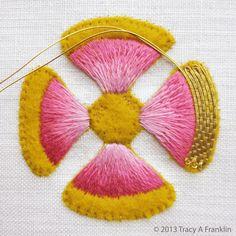 techniques of embroidery, techniki haftow, tutoriale, DIY
