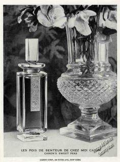 Les Pois De Senteur De Chez Moi Caron (1928)