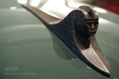 Car Mascot by joewalshe