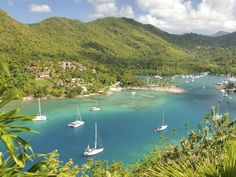Top 10 Things To Do In St Lucia, St Lucia, Caribbean - Tropical Sky