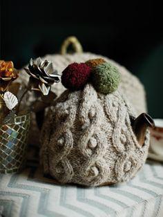 Snowball Tea Cosy